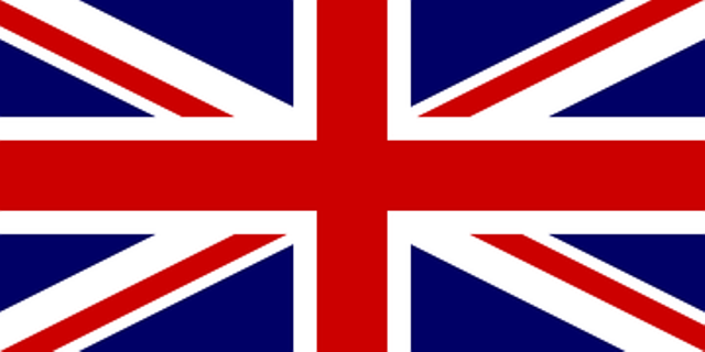 Image is of Union Jack flag