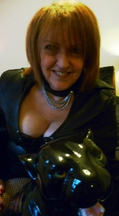 Image of fun50minx, female half of one of the UK's best known mature Escort Couples