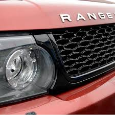 Image of Range Rover front grille
