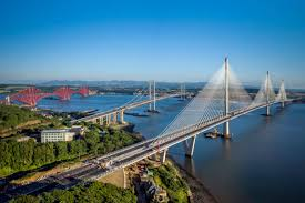 Image of Queensferry Crossing SCOTLAND