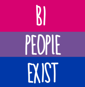 Image of 'bi people exist' picture