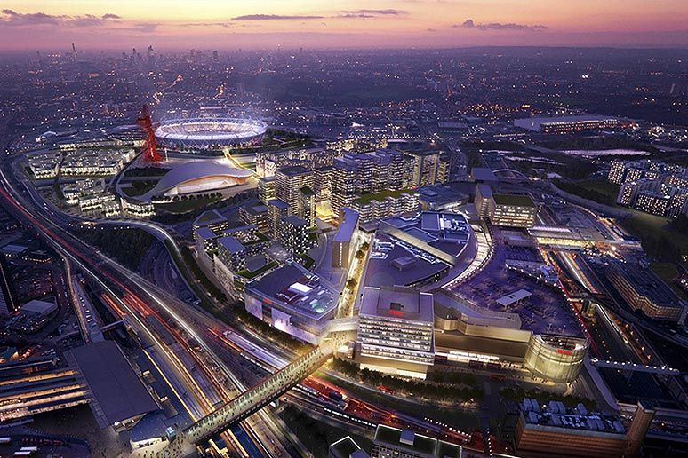Image of Stratford City London E20