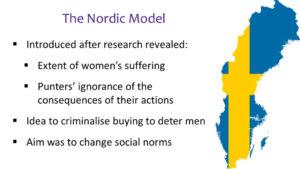 Nordic Model infographic
