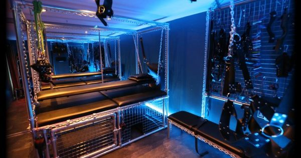 Image of DungeonKit playroom Manchester