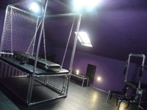 Image of BDSM playroom in North East England