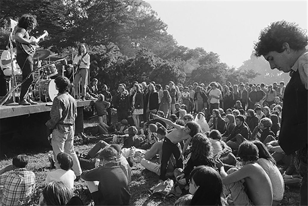 Image of the Grateful Dead, Summer of Love 1967